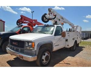 GMC SIERRA 3500HD Bucket / Boom Truck