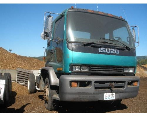 1999 Isuzu Ftr For Sale  284 618 Miles