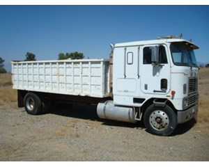 International 9600 Cabover Sleeper