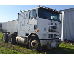 International 9600 6X4 Cabover Sleeper