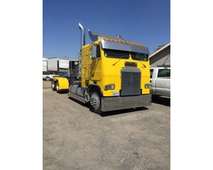 White Road Xpeditor II Cabover Sleeper