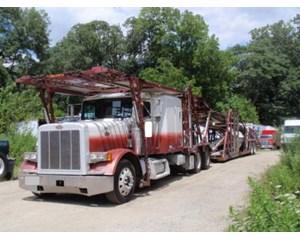 Peterbilt 379 Car Carrier Truck