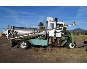 Wolverine Self Propelled Boom Sprayer