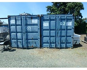 Shipping Container 20