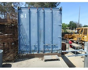 Shipping Container 40x96