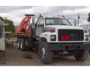 GMC Kodiak 7500 Crane Truck