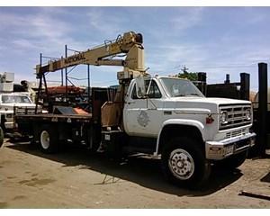 GMC Crane Truck
