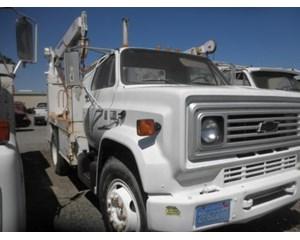 GMC Sierra 60 Crane Truck