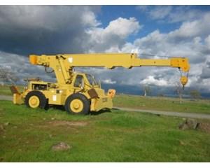 Pettibone Multikrane 25 Crane