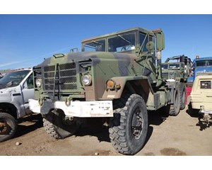 BMY M921A2  6x6 5 ton tractor