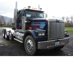 Western Star 4964F Day Cab Truck