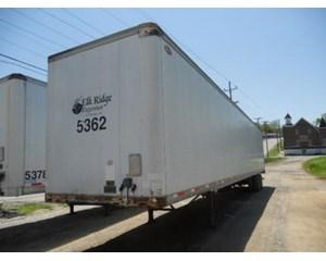 Dorsey 53x102 Dry Van Trailer
