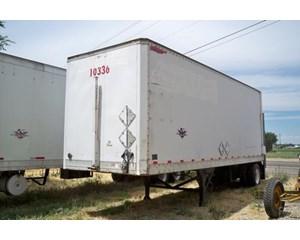 Great Dane 28x102 Dry Van Trailer