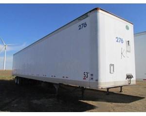 Great Dane 53x102 Dry Van Trailer