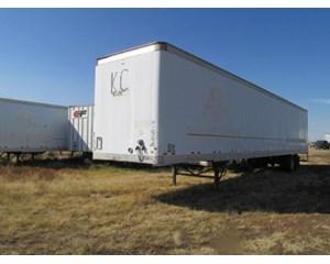 Lufkin 53X102 Dry Van Trailer