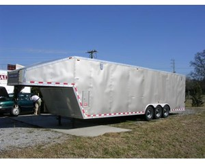 Sure-Trac 36x102 Dry Van Trailer