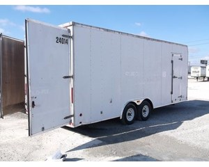 United UXT Dry Van Trailer