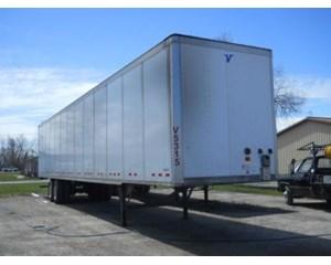 Vanguard 53x102 Dry Van Trailer