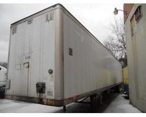 Wabash 53x102 Dry Van Trailer