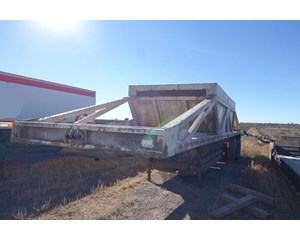 Krem 41 x 96 belly dump trailer
