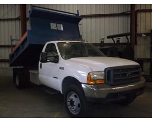Ford F-550 Dump Truck