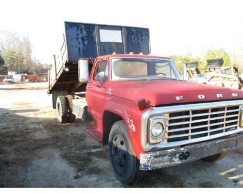 1974 ford f600 pictures to pin on pinterest