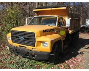 Ford F800 Single Axle Dump Truck