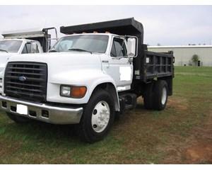 Ford F-800 Dump Truck