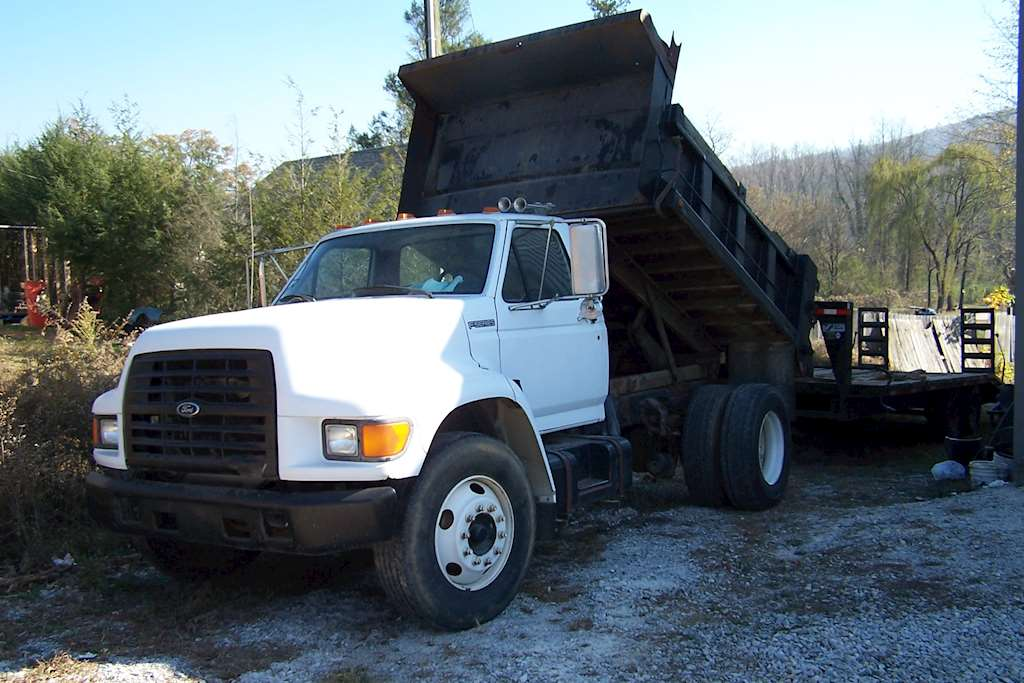 1999 Ford F800 For Sale 207 000 Miles Marion Nc