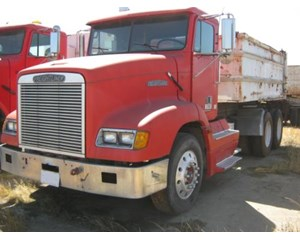 Freightliner FLD11262ST Dump Truck