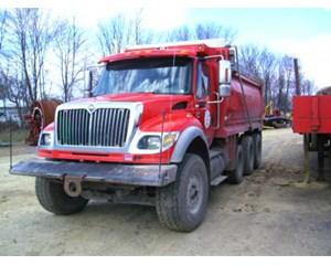 International 7600 6x4 Dump Truck