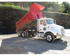 Kenworth T300 Dump Truck