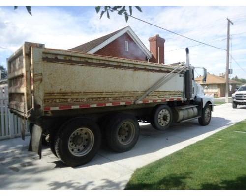 1986 Kenworth T600 Dump Truck For Sale - Sanford, FL ...