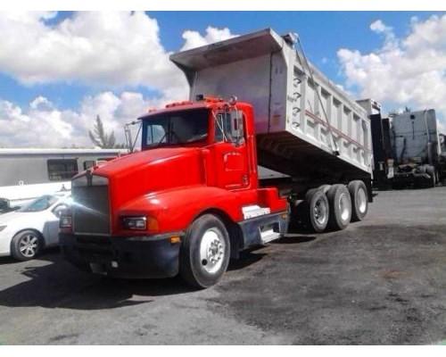 1988 Kenworth T600 Dump Truck For Sale - Sanford, FL ...