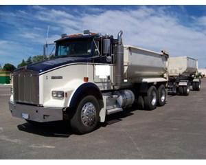 Kenworth T800 Dump Truck