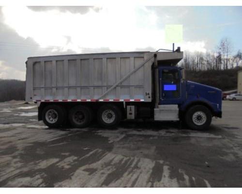 2011 Kenworth T800 Dump Truck For Sale Sanford Fl