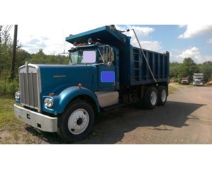 Kenworth T800 Tandem Axle Dump Truck Dump Truck