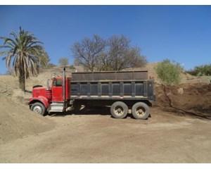 Kenworth W900 Dump Truck