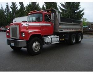 Mack RD686LS Dump Truck