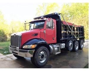 Peterbilt 335 Dump Truck