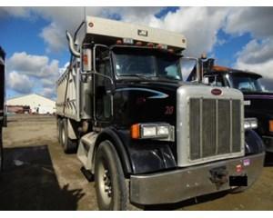 Peterbilt 357 Dump Truck