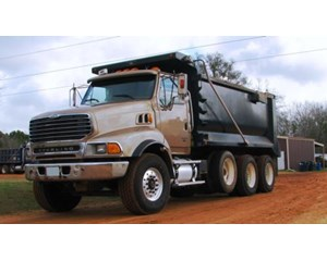 Sterling L9500 Dump Truck