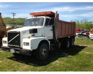 Volvo N12 Intercooler Dump Truck