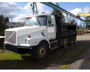 Volvo WG64 Dump Truck