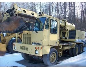 Gradall  XL 4100 Hydraulic Excavator
