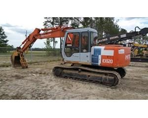 Hitachi EX120-2 Excavator