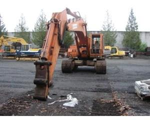 Hitachi UH181 Excavator