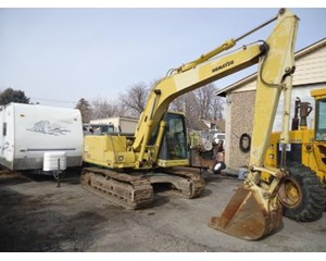 Komatsu PC120 Excavator