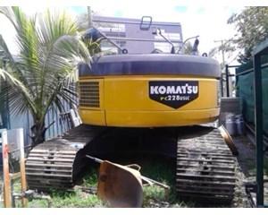 Komatsu PC228USLC Excavator