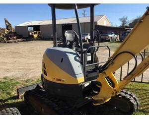 New Holland E35SR Excavator
